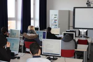 Computerraum-Oberschule-Borssum