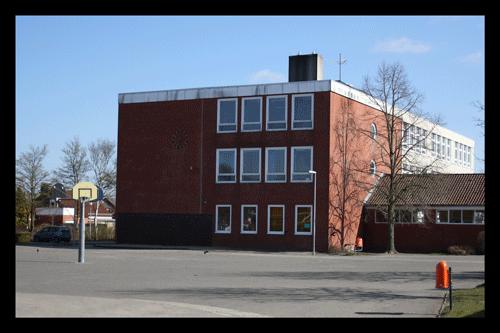 Klassentrakt-Oberschule-Borssum