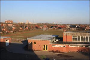 Pausenhof-Oberschule-Borssum